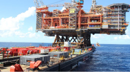AOS rig moving specialist marine services Tow Masters