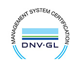 AOS DNV approved ISO9001 ISO14001 OHSAS18001