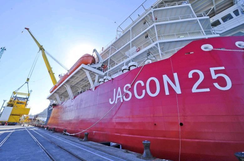 Flotel Jascon 25